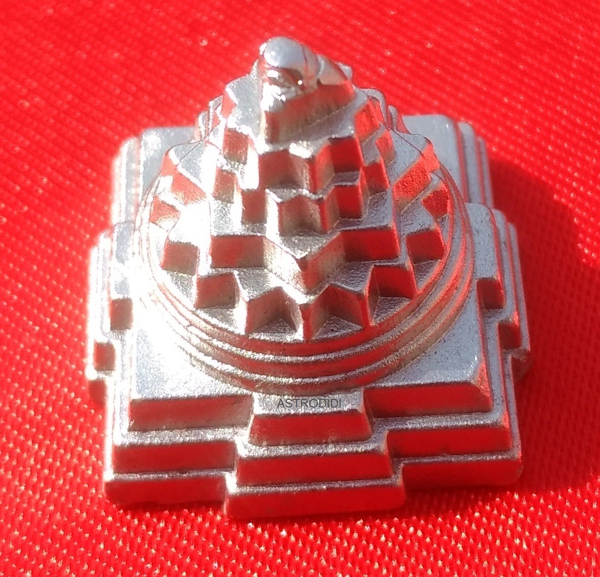 Astrodidi Parad (Mercury) Shree Yantra -Small Size