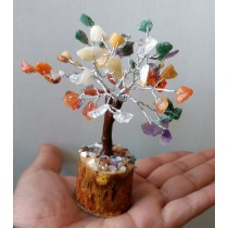 Astrodidi Gemstone Navratan Tree (Small Size)