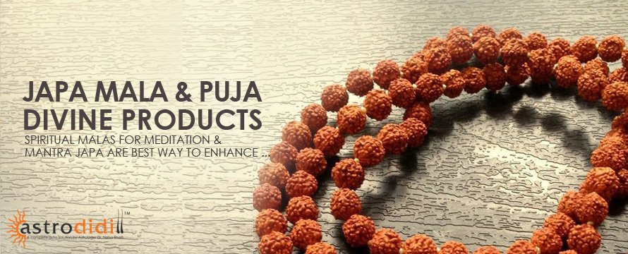 Japa Mala & Puja Divine Products
